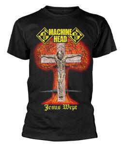 Machine Head 'Jesus Wept' (Black) T-Shirt - NEW & OFFICIAL!