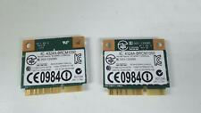 Quantity (2) : Dell Latitude Wifi Card 086RR6 A+