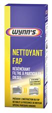 Wynn's nettoyant filtre à particules FAP Régénère 325ml