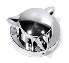Bouchon de réservoir Revêtement CHROME krommet style pour harley davidson +