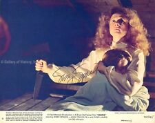SISSY SPACEK - PHOTOGRAPH SIGNED