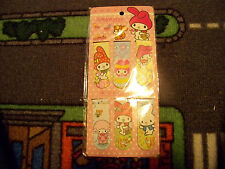 My Melody - Hello Kitty - Magnetic book mark - NEW