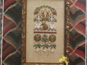 'Joyous Ark' Cross Stitch Chart/Pattern by Just Nan