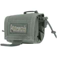 Maxpedition Rollypoly Multipurpose Army Combat Folding Dump Pouch Foliage Green