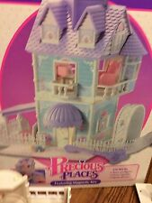 Vintage Fisher Price Precious Places Baby's Nursery Cottage