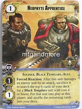 Warhammer 40000 Conquest LCG-Neophyte apprentice #035 - Boundless Hate