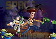 Toy Story Space cowboys boys bedroom wallpaper murals 254x184cm photo wall decor