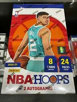 2020-21 Panini Hoops Basketball Hobby Box Factory Sealed