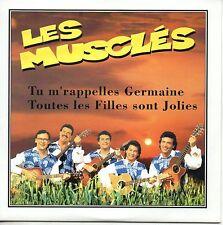 CD SINGLE Les MUSCLES - DOROTHEE Tu m'rappelles Germaine 2-track CARD SLEEVE