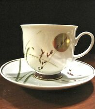 New $73 Rosenthal Germany Coffee Cup & Saucer INSPIRATION By CHRISTIAN TORTU