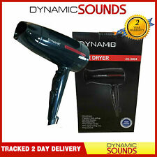 Dynamic Small Travel Multi Voltage Folding Hair Dryer with Cool Shot 2 Speed
