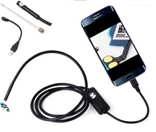 Waterproof Bore Scope Endoscope Inspection Camera for Android  and PC Computer