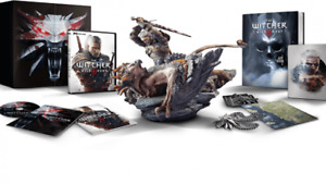 Witcher 3 Collectors Edition - Box Opened once - GOG CODE USED