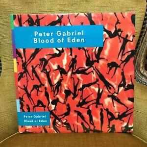 "45 RPM Tours 12"" Peter Gabriel – Blood Of Eden Label: Virgin – SA 8038"