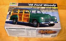Revell '48 Ford Woody Model Kit 1/25 Scale # 85-2540 - NOS