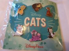 Disney Trading Pins 141106 Disney Cats Booster Set