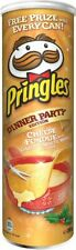 PRINGLES CHEESE FOUNDUE DINNER PARTY EDITION  - 200G - VERY LIMITED FROM POLAND