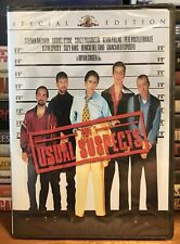 *New* The Usual Suspects (Dvd, 1995, Special Edition) Kevin Spacey, Baldwin