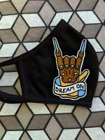 Dream On Freddy Friday the 13 Halloween Patch average adult size