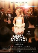Affiche 40x60cm GRACE DE MONACO 2014 Nicole Kidman, Tim Roth, Langella NEUVE