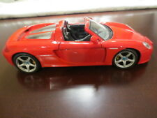 Maisto 1/18 Porsche Carrera GT Metal Collectors Car