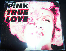 Pink True Love EU CD Single - New