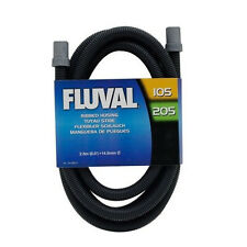 Hagen Fluval 105 106 205 206 Ribbed Replacement Hose Hosing Tubing Tube A20014