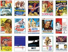 John Wayne Film Poster NEW Trading Card Set Vol3 WAR