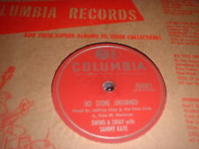 78RPM Columbia 40061 Sammy Kaye, No Stone Unturned/ Mission St August E- to E