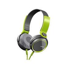 Sony MDR-XB400 Headband Headphones - Green