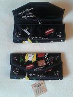 IMPULSE LTD EDITION, DAISY DE VILLENUEVE,Make up bag,Glasses,handbag,Gift,