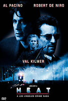 Heat (1997) DVD Michael Mann(DIR) 1995