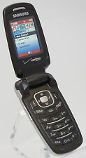 Samsung SCH-A870 Siren CDMA Verizon Flip Cell Phone Bluetooth Speakerphone Cam