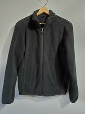 Uniqlo Men's Fleece Jacket XS Black Full Zip