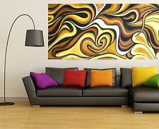 "94"" x 39"" Huge Abstract Art Change Colours By Jane painting Aboriginal"
