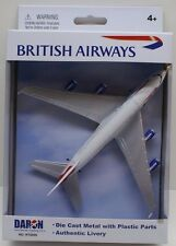 DARON British Airways Airbus A380-800 Single Plane RLT6008