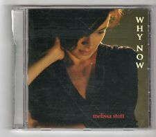 (GZ648) Melissa Stott, Why Now - 2005 CD