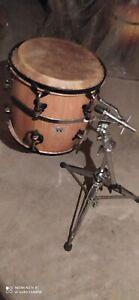 Tambora tamburo XS Percussioni professionali con cavalletto professionale