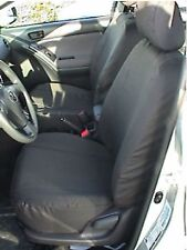 2003-2004 Toyota Corolla Front Seat Covers BROWN, No Side Impact Bags