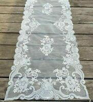 Table Runners Lace Fabric Cloth For Christmas Wedding Party Home Dining Placemat