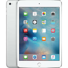 NUEVO Apple iPad Mini 4 128 GB, Wi-Fi, 7.9 in (approx. 20.07 cm) - Plateado - 1 Año De Garantía Apple