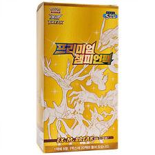 Pokémon TCG XY Premium Champion Pack Korean Booster 100 Cards Factory Sealed Box