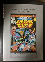 Marvel Masterworks Iron Fist Vol #1 Marvel Premiere