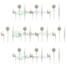 10 Headphone Earphone Headset Handsfree Mic Volume for iPhone/Android Cell Phone