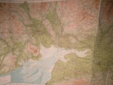 Scotland 1920-1929 Date Range Antique Europe Sheet Maps