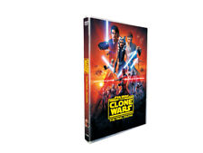 Star Wars The Clone Wars: The Final Season 7 [DVD-Format, 3-Disc, Region-1]