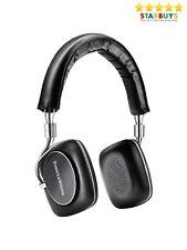 Bowers & Wilkins P5 Series 2 On-Ear Headphones with Mic & Remote - Black