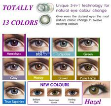Fresh Coloured Contact Lenses Kontaktlinsen color contact lens color ONE PAIR