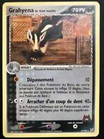 Carte Pokemon GRAHYENA 21/95 Rare TEAM Aqua VS Magma Bloc EX FR NEUF