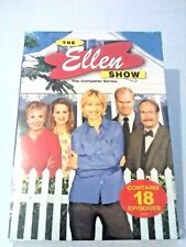 The Ellen Show The Complete Series 18 Episodes (DVD, 2006, 2-Disc Set) Sony